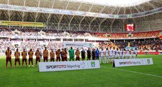 Spor Toto Süper Lig: E. Yeni Malatyaspor: 1 – Aytemiz Alanyaspor: 1 (İlk yarı)