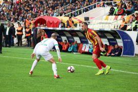 Spor Toto Süper Lig: E. Yeni Malatyaspor: 1 – Aytemiz Alanyaspor: 1 (Maç sonucu)