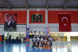TED Koleji basketbol turnuvasında finale yükseldi