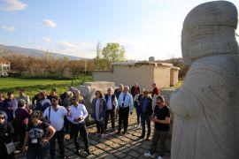 TÜRSAB heyeti Malatya'yı gezdi