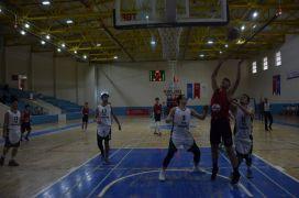 U-16 Erkekler Anadolu Şampiyonası başladı