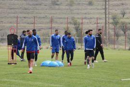 Yeni Malatyaspor'da Alanya maçı hazırlıkları sürüyor