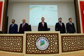 Yeni meclis üyeleri ilk toplantılarını yaptı
