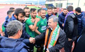 Yeşilyurt Belediyespor Ağrı 1970 maçına iddialı hazırlanıyor