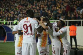 Ziraat Türkiye Kupası: E. Yeni Malatyaspor: 1 – Galatasaray: 2 (İlk yarı)