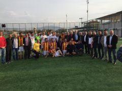 Atilla Kantarcı Futbol Turnuvası sona erdi