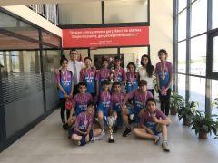 Bahçeşehir Koleji atletizmde il birincisi oldu