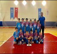 Bahçeşehir Kolejinden hentbolda başarı