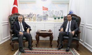 Başkan Güder'den istişare vurgusu