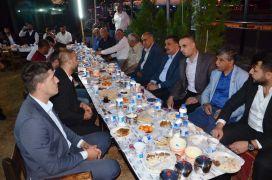 Başkan Gürkan, Anadolu Selçuklu Ocaklarının iftarına katıldı