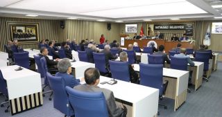 Battalgazi Belediye Meclisi mayıs toplantısını yaptı