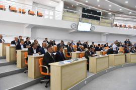 Büyükşehir Meclisi mayıs toplantısını yaptı
