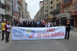 CHP'den 1 Mayıs kutlaması