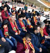 Çınar'dan Yeni Malatyaspor'a tebrik