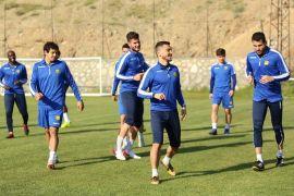 Evkur Yeni Malatyaspor'da Erzurumspor maçı hazırlıkları sürüyor