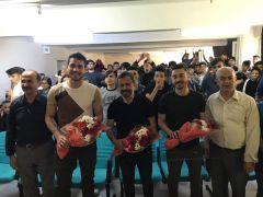 Evkur Yeni Malatyaspor'dan okul ziyareti