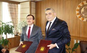 İnönü Üniversitesi ile MTSO arasında iş birliği