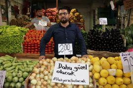 İşte Malatya'nın fenomen pazarcısı