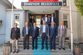 MASKİ Genel Müdürü Karataş'tan ilçe ziyaretleri