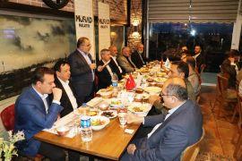 MÜSİAD Malatya'da geleneksel iftar programı