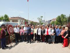 Malatya'da CHP'den 19 Mayıs kutlaması