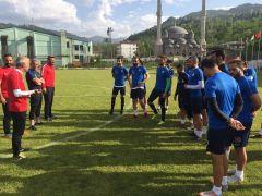 Malatya Yeşilyurt Belediyespor'da hedef 3 Lig