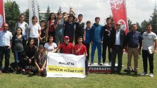 Malatya, Yürüyüş Ligi birincisi oldu
