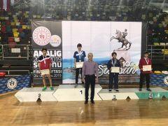 Masa tenisinde Türkiye ikincisi oldu
