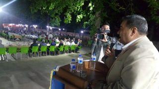 Milletvekili Fendoğlu, Demiryol-İş Sendikası iftarına katıldı