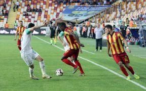 Spor Toto Süper Lig: E. Y. Malatyaspor: 0 – Bursaspor: 2 (Maç devam ediyor)