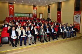 Yeşilyurt Belediye Meclisi Mayıs toplantısını yaptı
