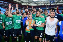 Yeşilyurt Belediyespor 3. Lig'de