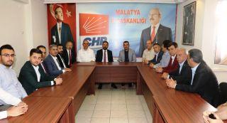AK Parti'den siyasi partilere Bayram ziyaretleri