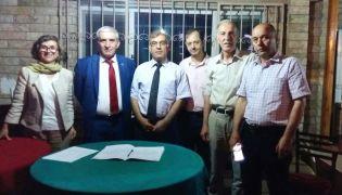Ankara Doğanşehirliler Derneğinde koltuk değişimi