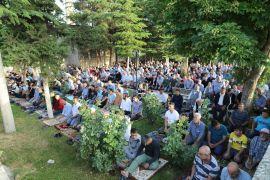 Başkan Güder, bayramlaşma programlarına katıldı