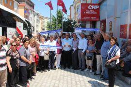 CHP İstanbul seçimleri için Malatya'dan otobüs kaldırdı