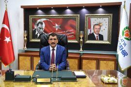 Gürkan'ın bayram mesajı
