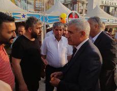 İstanbul'daki kayısı festivali başladı