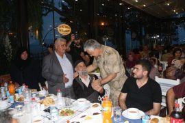 Jandarma'dan şehit aileleri ve gazilere iftar