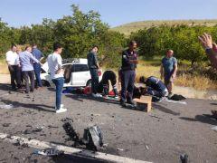 Kulüp başkanı kazada hayatını kaybetti