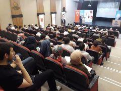 MTTB'den Mursi konferansı