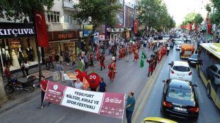 Malatya'da Kiraz Festivali coşkusu başladı