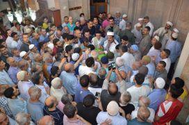 Malatya'da Sakal-ı Şerif heyecanı