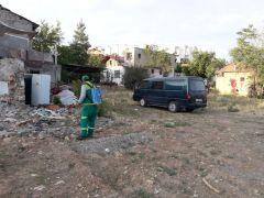 Malatya'da haşereyle mücadele çalışmaları