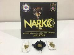 Malatya'da torbacı operasyonu: 4 tutuklama