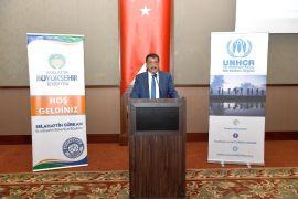 Malatya'daki mültecilerin durumu masaya yatırıldı