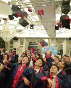 Mercan Kolejinde mezuniyet töreni