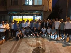 Milletvekili Avşar'dan İstanbul mesaisine son sürat devam