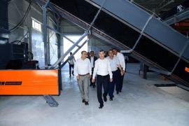 Yeşilyurt'a bölgenin en modern atık getirme merkezi yapılıyor