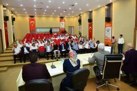 Yeşilyurt'da Haziran Ayı Meclisi toplandı